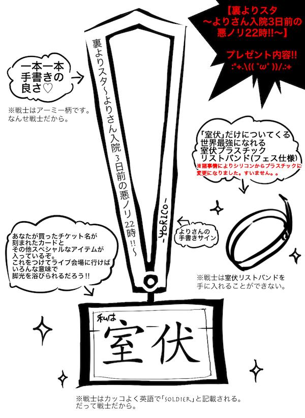 【裏よりスタ〜よりさん入院3日前の悪ノリ22時!!〜】ツイキャスアーカイブ